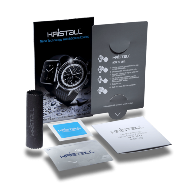 Kristall Smartwatch